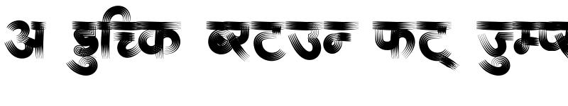 Preview of AMS Rekha 3 Regular