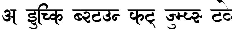 Preview of AMS Shikha Regular
